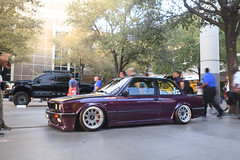 8K3K7217-2 (highwaystardoritos) Tags: bmw e30 rotiform bagged airbags airride airlift airbag slammed stance
