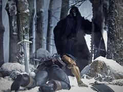 Inverno (Figure Hunter ©) Tags: winter inverno morte death