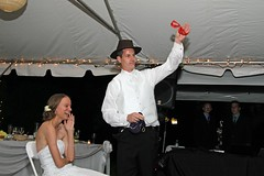 "The Garter Toss • <a style=""font-size:0.8em;"" href=""http://www.flickr.com/photos/109120354@N07/46104835141/"" target=""_blank"">View on Flickr</a>"