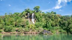 Thararak Waterfall-2 (Sauken Laula Photos) Tags: thailand thararak waterfall terraced jungle water rocks