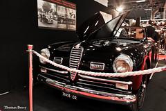 Alfa Romeo 6C 2500 SS Pininfarina Convertible 1950 (tautaudu02) Tags: alfa romeo 6c 2500 ss pininfarina convertible auto moto cars coches voitures automobile rétromobile 2016 paris