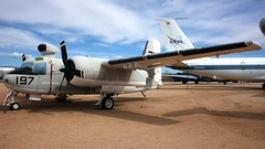 Grumman G-89 S2F-1 / S-2F Tracker 136468 in Tucson (J.Comstedt) Tags: aircraft flight aviation air aeroplane museum airplane us usa planes pima space tucson az johnny comstedt grumman g89 navy s2f s2 tracker 136468