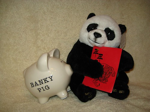 Happy Chinese New Year! - Love, Bei and Banky Pig