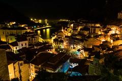 Cuideiru (Javi Diaz G) Tags: cudillero asturias noche puerto harbour night longexposure largaexposicion