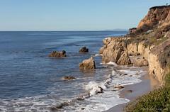 Malibu (kengikat40) Tags: malibu beach water ocean sunrise coastline pch pacificcoasthighway shore nature explore mylifethroughmylens streetphotographer streetphotography rocks