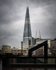The Shard (david.travis) Tags: unitedkingdom city skyscraper england shard urbanphotography london