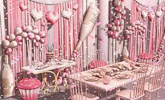 L230 - Click for promo code! (JoJo Delvalle - Photographer & blogger) Tags: secondlife game virtual doll cute 3d pink astralia n21 kustom9 lagom dustbunny mossmink