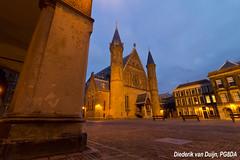 Ridderzaal, Binnenhof The Hague (PG8DA) Tags: canon 1100d nederland netherlands zuidholland southholland denhaag thehague binnenhof ridderzaal evening