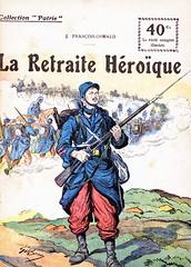 Collection Patrie - (72) - La Retraite Héroïque (HCLM) Tags: 19141918 1418 wwi poilus guerre première mondiale militaire soldats