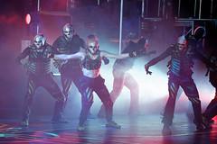 1B5A5295 (invertalon) Tags: acadamy villains dance crew universal studios orlando florida halloween horror nights 2018 hhn hhn18 hhn2018 americas got talent agt canon 5d mark iii high iso 5d3 theater group
