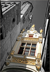 Le Franc de Bruges, Bruges, Belgium (claude lina) Tags: claudelina belgium belgique belgië bruges brugge liquidcity triennalebruges2018 building immeuble architecture lefrancdebruges