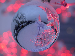 New year in Moscow (janepesle) Tags: moscow russia new year christmas illumination city cityscape winter urban outdoors holiday decoration macro snow