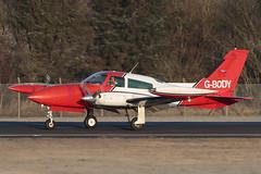 Cessna 310R G-BODY Reconnaissance Ventures (Mark McEwan) Tags: cessna cessna310r gbody rvl reconnaissanceventures aviation aircraft airplane edi edinburghairport edinburgh