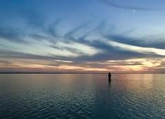 Beautiful Matagorda Bay Sunset (dixon1972) Tags: peaceful calm matagordabay wadefishing sunset