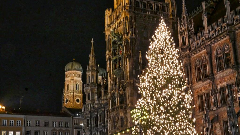 Marienplatz Weihnachtsmarkt.The World S Most Recently Posted Photos Of Marienplatz And