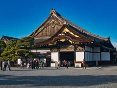 Nijo Castle entrance (AN07) Tags: nijo castle kyoto