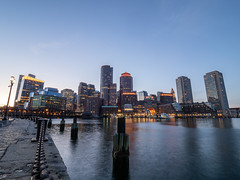 Boston - Downtown (NأT) Tags: city downtown usa united states olympus omd em1 mark ii explorationurbaine explore exploration exploring town tower building sunset light landscape landscapes photography water sea river beantown massachussets america outside outdoor natural nofilter explored boston