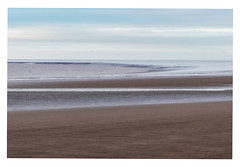 Desolation (Rich Walker Photography) Tags: beach pattern patters sea landscape landscapes landscapephotography canon england eos eos80d abstract sky sand beaches somerset burnham pastel colour desolate