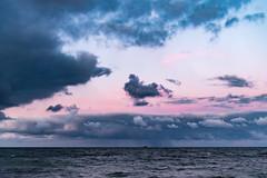 Cargo (Siebbi) Tags: wolken clouds schiff ship cargoship himmel sky ocean balticsea ostsee