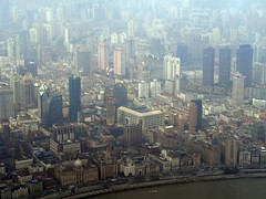 Shanghai from above as seen from the Shanghai Tower (SpirosK photography) Tags: shanghai china κίνα σανγκάη city urban middlekingdom pudong economiccenter cityscape fromabove shanghaitower citysc