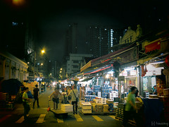 Yau Ma Tei Fruit Market (tomosang R32m) Tags: canon night midnight yakei hongkong hkexpress kowloon 香港 香港エクスプレス 夜景 yaumatei 油麻地 fruitmarket 九龍水果批発市場 九龍水果批發市場 九龍 夜 市場 油麻地果欄 yaumateiwholesalefruitmarket wholesale fruit market