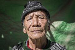 Old Chin Man, Mindat, Chin State (Daddi Andrea) Tags: myanmar burma burmese birmania asia southeastasia asian asean travel street streetphotography tourism portrait people