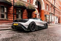 McLaren 720S Mansory (Supercar Stalker) Tags: mclaren mansory 720s mclaren720s mansorymclaren supercar hypercar london carbon power supercarsoflondon supercarstalker rims modified tuned exotic british street