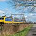 Heukelom NSR Akiem 186 033-IC 1144-186 030 Den Haag Centraal
