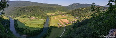 Panorama of Zapeč (Croatia) and Sodevci (Slovenia) (darko.jakovac) Tags: nikon d750 nikond750 kolpa kupa koupa slovenija slovenia slowenien croatia hrvatska croazia croacia kroatien border river reka water discover explore vacation holidays trip travel traveling roam visit nature relax view viewpoint ngc season outdoor outdoors outside hiking adventure perspective activities environment explorers ecological landscape scenery scenic idyllic beauty beautiful seasonal unique perfect superb magnificient stunning impressions outstanding postcard wallpapper colors colorful sport swimming