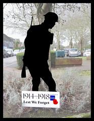 IMGP7570 a (Steve Guess) Tags: byfleet war memorial highroad surrey england gb uk 19141918