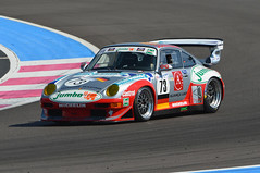 Porsche 911 GT2 #046002 - 1997 (jfhweb) Tags: jeffweb sportauto sportcar racecar voituredecollection voiturehistorique voituredecourse courseautomobile circuitpaulricard circuitducastellet lecastellet 10000toursducastellet 10000tours globalendurancelegends porsche 911 gt2