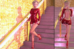 Sparkle Sequin (kirstentacular) Tags: catwa essenz fameshed foxcity maitreya narcisse seul truth