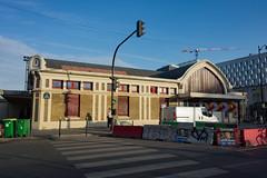 Paris - Gare du Pont Cardinet (Añelo de la Krotsche) Tags: paris garedupontcardinet batignolles parisxvii