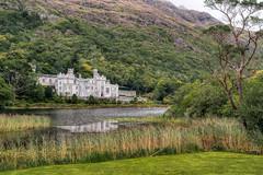 Kylemore abbey (Jan Hoogendoorn) Tags: ierland ireland kylemoreabbey