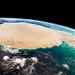 Mars - The Seas of Olympus Mons