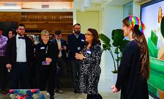 2018.12.05 Danica Roem Reception, Washington, DC USA 08893