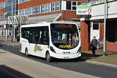 Photo of Filers Travel, Ilfracombe - SL16 YPF - Barnstaple (Queen Street)