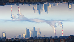 *** (shadobb) Tags: moscow msk city art cityscape building sony gmaster