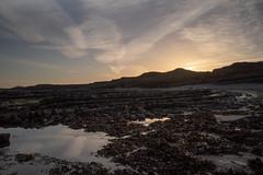 _19A4764 (stuleeds) Tags: coast kilkebeach kilvebeach leefilter somerset sunrise