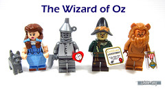 The Wizard of Oz (WhiteFang (Eurobricks)) Tags: lego collectable minifigures series city town space castle medieval ancient god myth minifig distribution ninja history cmfs sports hobby medical animal pet occupation costume pirates maiden batman licensed dance disco service food hospital child children knights battle farm hero paris sparta historic brick kingdom party birthday fantasy dragon fabuland circus people photo magic wizard harry potter jk rowling movies blockbuster sequels newt beasts animals train characters professor school university rare sign movie warner brothers apoc