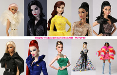 Tag Game: My Top 10 Favorite Convention Dolls (doll_enthusiast) Tags: integrity toys it luxe life convention 2018