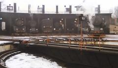 45.14 (Ray's Photo Collection) Tags: poland steam railway train pkp railways polish winter snow tour rail