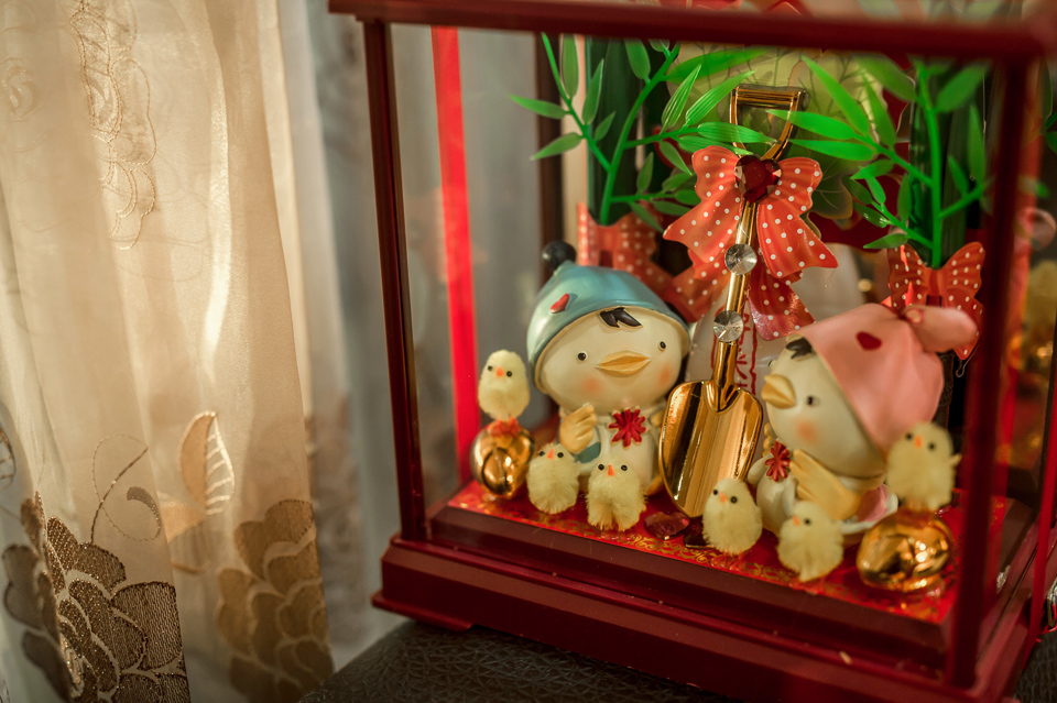 台南東東宴會式場 婚宴 走在幸福的紅毯上 R & B 005