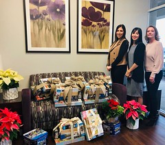 Neptune Society Fort Worth, TX Donates Holiday Gifts to Local Nursing Homes