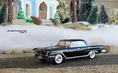 1962 Chrysler New Yorker 4dr Sedan (JCarnutz) Tags: 143scale diecast resin kessmodels 1962 chrysler newyorker
