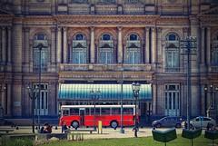 (A. Neto) Tags: tamron18200diiivc tamron t5i eos canoneos700dt5i canon buenosaires 700d architecture color cityview bus facade columns teatrocolon argentina