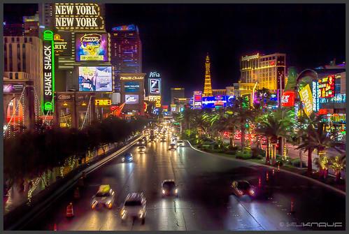 Las Vegas ? New York ?