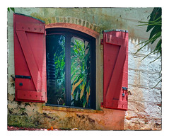 St.Nicholas Abbey (Timothy Valentine) Tags: 2018 0418 saintnicholasrumdistillery window vacation wednesday saintpeter barbados bb