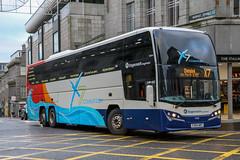 54231 YX64WBT Stagecoach Strathtay (busmanscotland) Tags: 54231 yx64wbt stagecoach strathtay yx64 wbt volvo b11rt plaxton elite interdeck