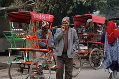 Low cost travel (Let Ideas Compete) Tags: chandnichowk rickshaw rickshaws india2019